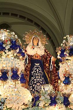 Ajuar Santísima Virgen